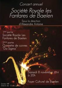 Concert annuel Baelen